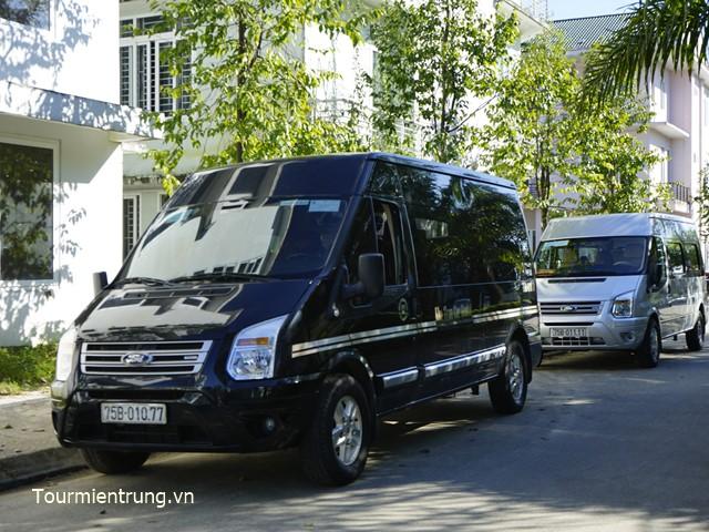 dịch vụ cho thuê xe limousine