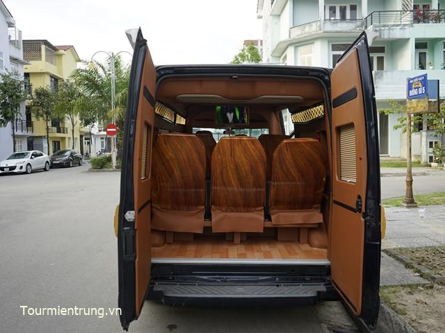 thuê xe dcar limousine