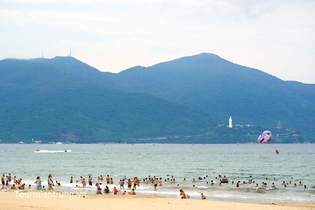 Hình ảnh bãi biển Đà Nẵng